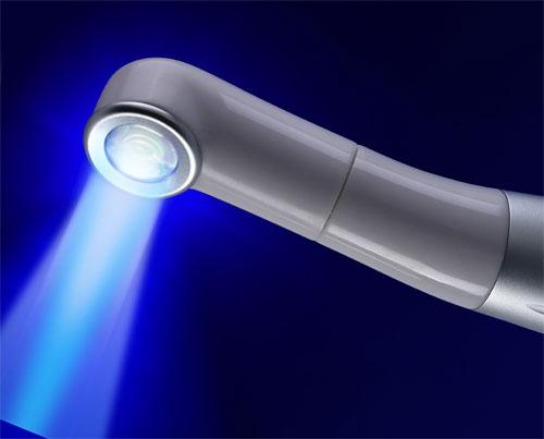 Полимеризационные лампы: использование в медицине