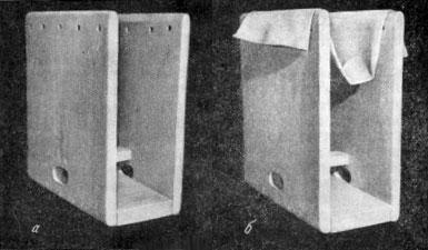 Ящик-гамачок В. С. Геликоповой для вытяжения