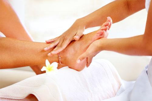 Массаж ступней ног - как правильно делать?