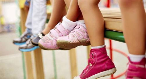 Корректирующая обувь для детей