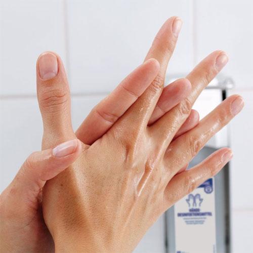 Средства для дезинфекции рук и поверхностей в медицинских и коммерческих учреждениях