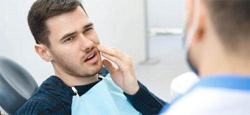 Чем обусловлена зубная боль