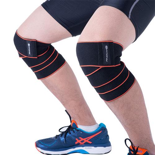 Бандажи для коленного сустава