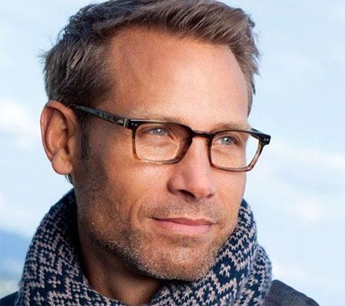 Мужские очки для зрения: особенности выбора