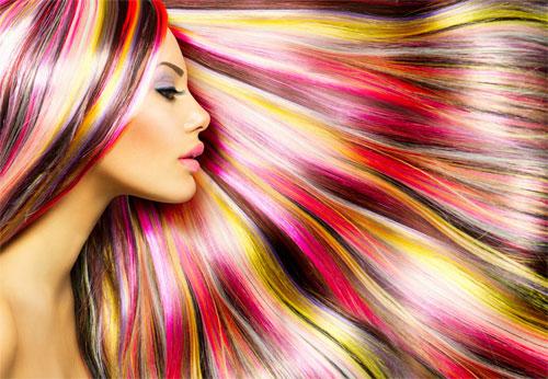 Здоровый взгляд на окрашивание волос