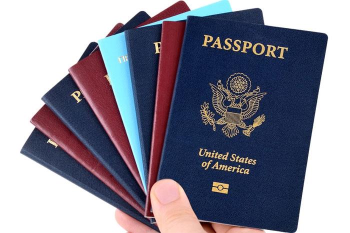 Паспорт-США
