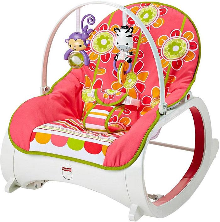 Кресло-качели для малышей
