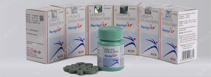 Хепсинат ЛП