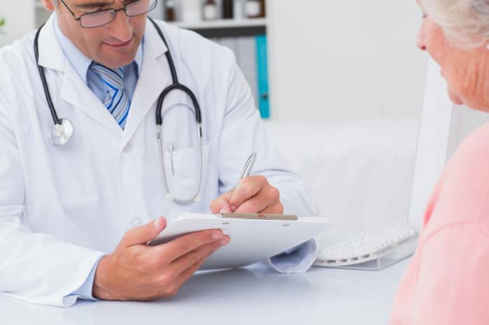 Выписка из амбулаторной карты