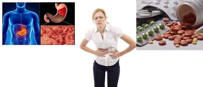 «Прелести» язвенной болезни желудка