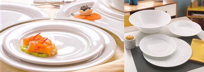 Критерии выбора столовой посуды