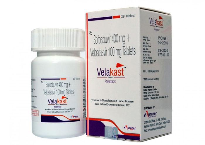 Современные препараты от гепатита С