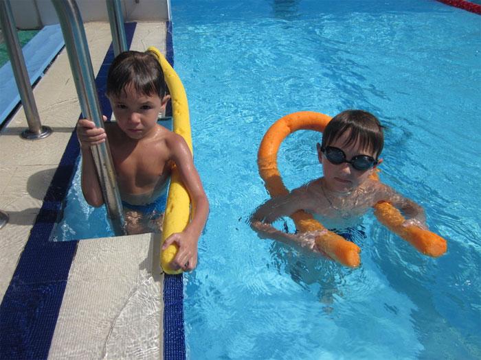 Здоровье детей и плавание