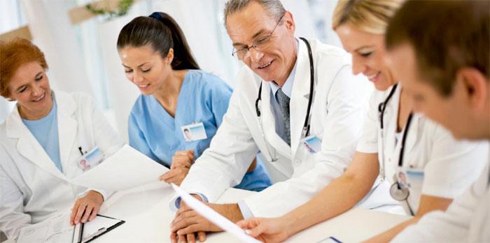 Повышение квалификации медицинского персонала