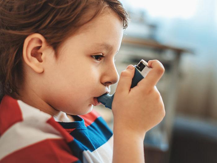 Причины возникновения астмы у детей и её лечение