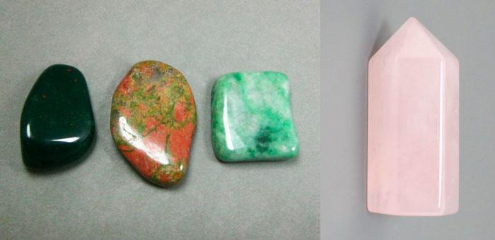 Украшения с камнями