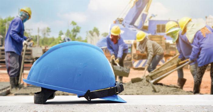Правила безопасности на стройке и в производстве