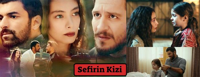 Кто играет в турецком сериале «Дочь посла»