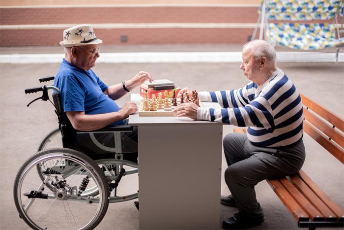 Особенности работы частных пансионатов для пожилых людей
